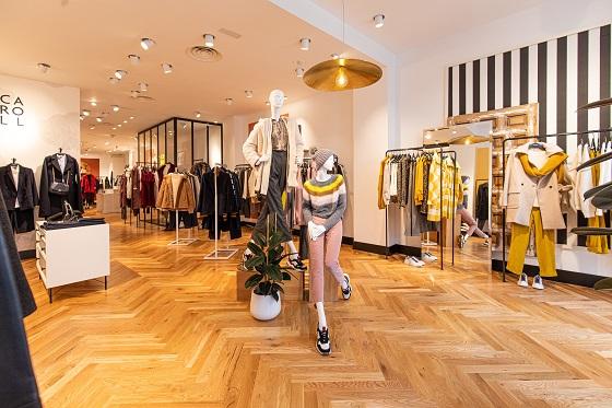 Caroll conecta sus tiendas en Europa con GTT.