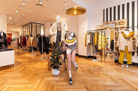 Caroll conecta sus tiendas en Europa con GTT