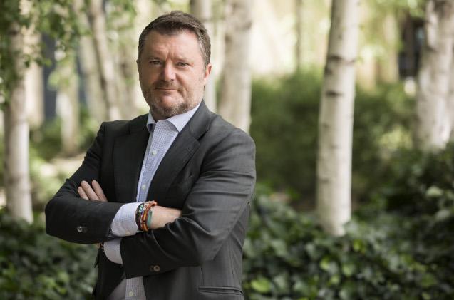Alberto Ruano, director general de Lenovo para Iberia
