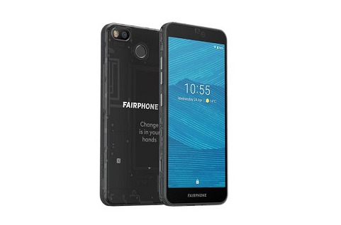 Fairphone 3, el smartphone sostenible de Vodafone