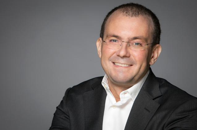 Luca Rossi, vicepresidente Lenovo EMEA y Latam
