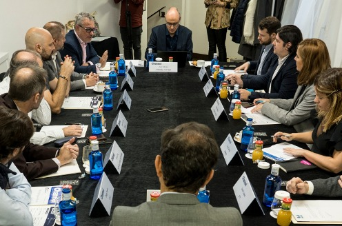Debate en torno al multicloud organizado por CHANNEL PARTNER.
