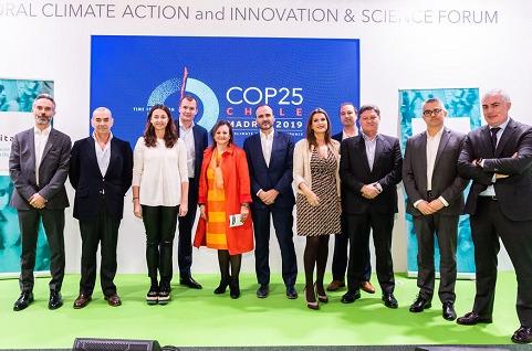 DigitalES en la Zona Verde de la COP25.