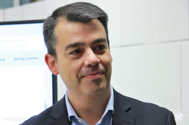 Javier Berné, de Datek.