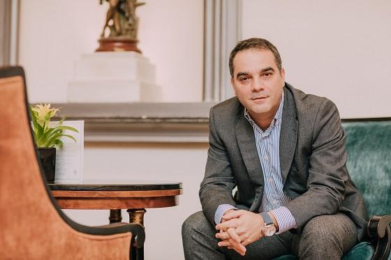 Jorge Carabias, director de Aklamio en España.