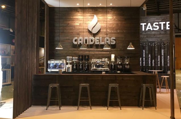 Cafés Candelas.