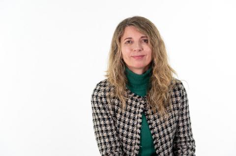 María Zaragoza, directora de marketing de Epson