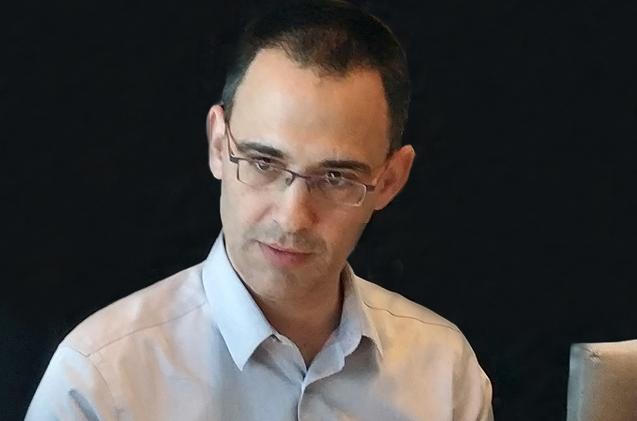 Eran Brown, CTO de Infinidat EMEA