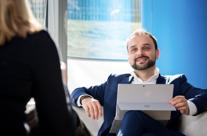 Miguel Cervera, director de Modern Workplace y Ciberseguridad de Microsoft en España.