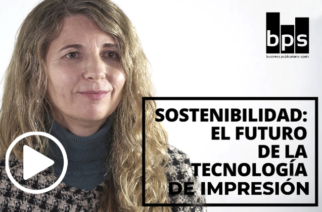 María Zaragoza, directora de marketing de Epson.
