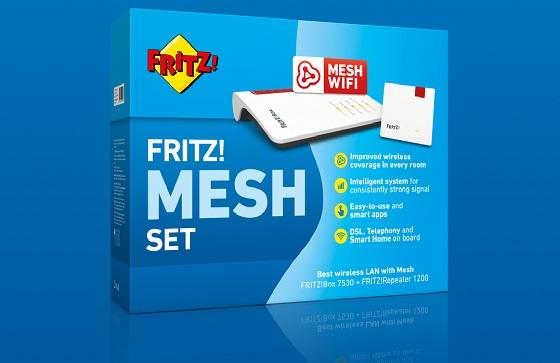 Nuevo Fritz! Mesh Set