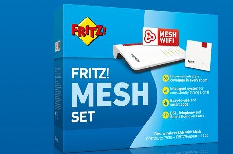 Nuevo Fritz! Mesh Set.