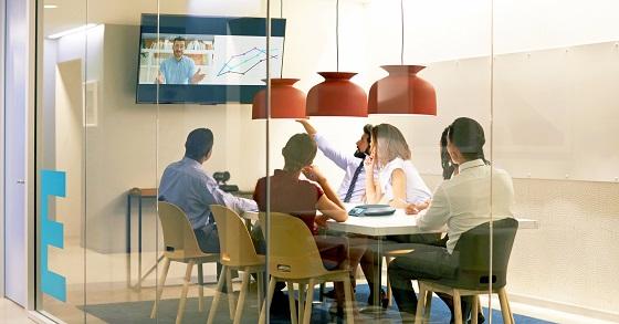 Room-as-a-Service, videoconferencias de pago por uso