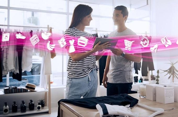 T-Systems impulsa la digitalización de las tiendas físicas con Digital Connect