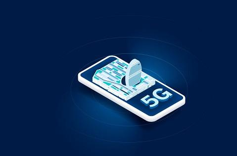 BBVA despliega 5G en su sede de Madrid.