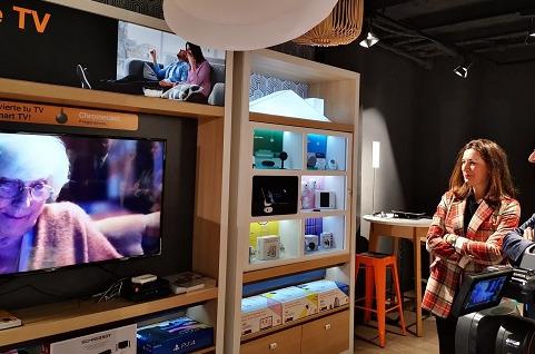 Málaga-Sevilla: primera videollamada 100% 5G entre dos ciudades europeas.