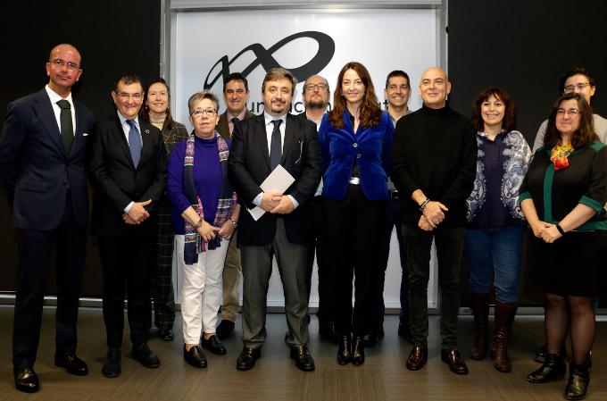 Firma del acuerdo de creación de la primera Estructura Paritaria Sectorial de la industria digital.