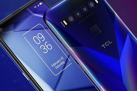 Primer teléfono 5G de TCL.