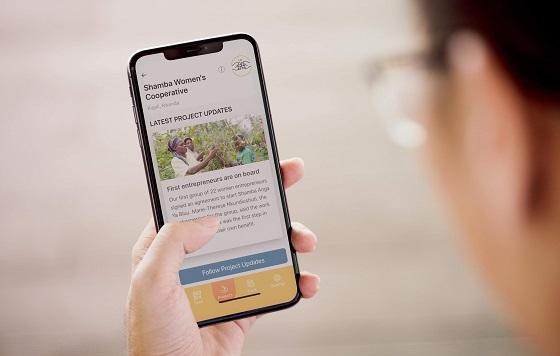 """Farmer Connect e IBM han presentado """"Thank My Farmer""""."""