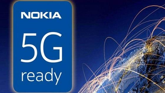 Nokia llega a los 63 contratos comerciales 5G