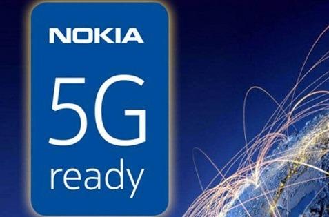 Nokia llega a los 63 contratos comerciales 5G.
