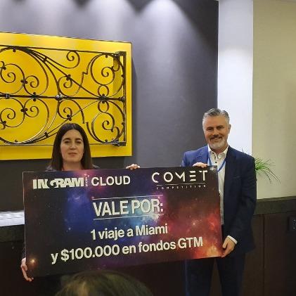 Ingram Micro Cloud reconoce a los mejores ISV del país