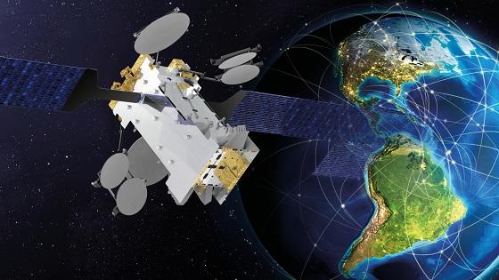 Amazonas Nexus, el satélite más eficiente de la flota de Hispasat.