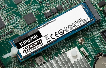 Kingston lanza un nuevo SSD para centros de datos