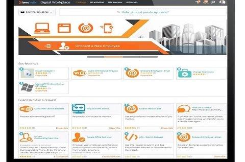 Telefónica incorpora BMC Helix a su oferta para empresas.