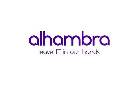Alhambra cambia su imagen corporativa