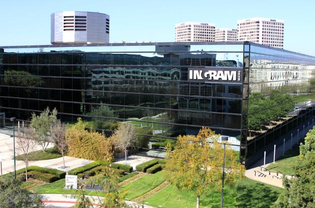 Oficinas de Ingram Micro.