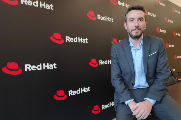 Javier García, director de canal de Red Hat.