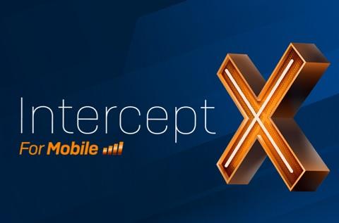 Sophos Intercept X para móvil