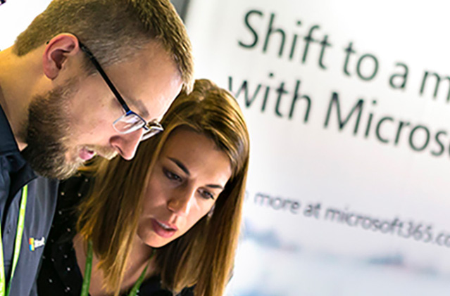 Microsoft quiere reunir en el Ignite de Madrid a 3.000 profesionales.