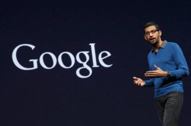 Sundai Pichar, CEO de Google y Alphabet