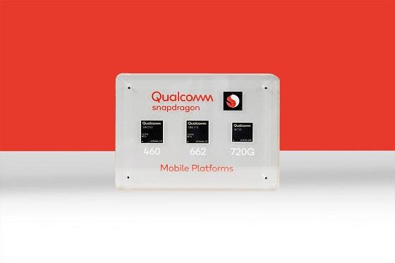 Nuevos chips de Qualcomm para smartphones 4G