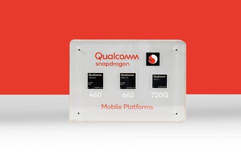 Nuevos chips de Qualcomm para smartphones 4G.