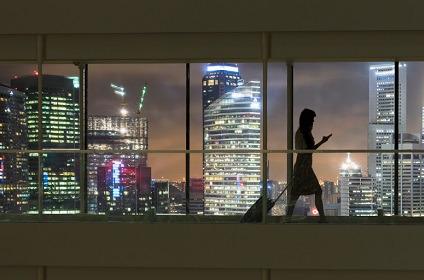 2020: llegan los servicios inalámbricos a los edificios.