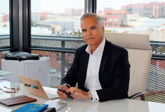 Fernando Ojeda, consejero delegado del Grupo Eurona.