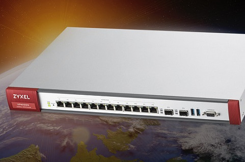 ZyWALL VPN1000.