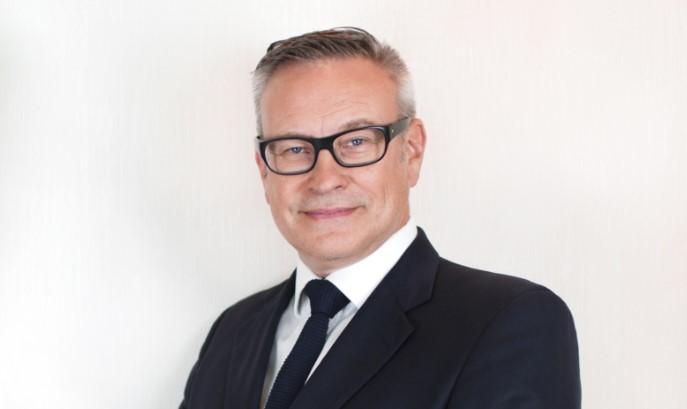 Adrian McDonald, presidente de Dell Technologies en EMEA.