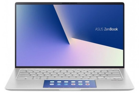 Portátil ZenBook de Asus.