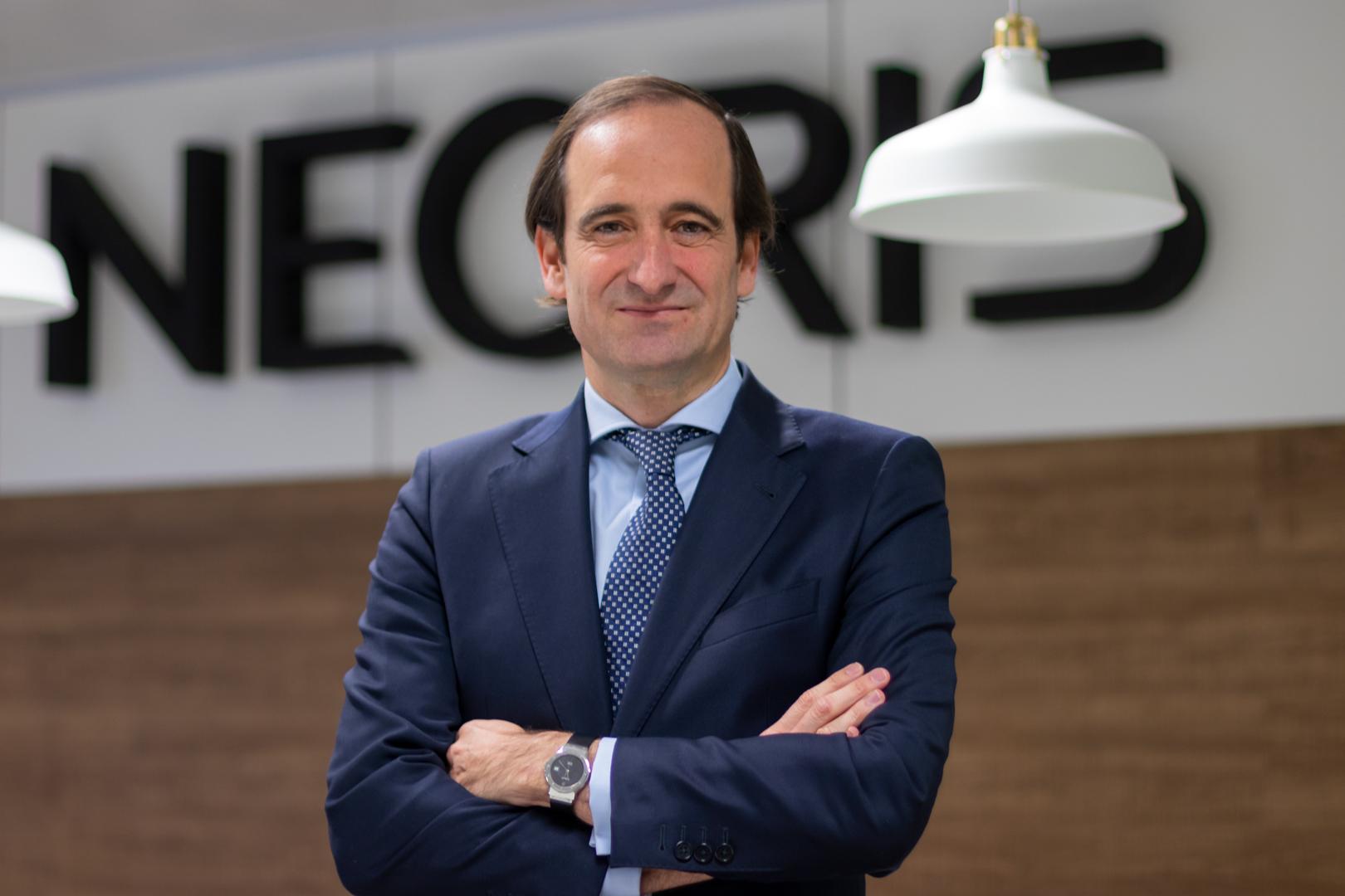 Jaime Peñaranda, Líder Global de Servicios Financieros de Neoris.