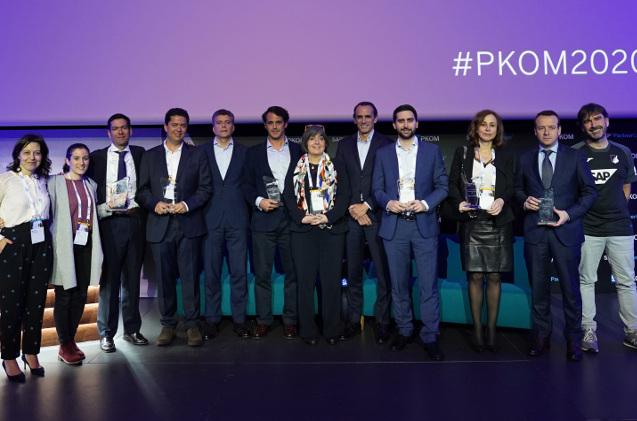 Partners premiados por SAP en 2020.