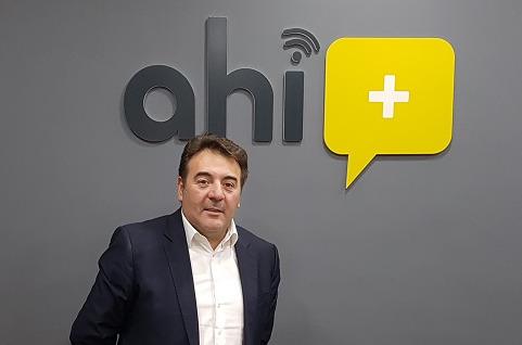José Carlos Oya, presidente del Grupo de telecomunicaciones Ahí+.