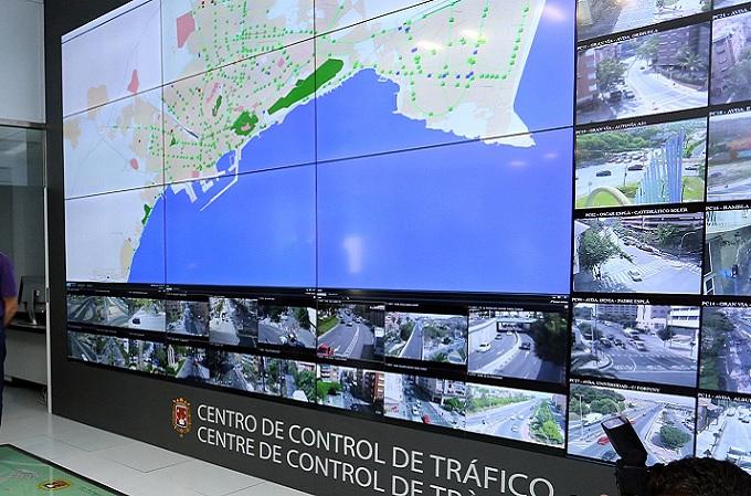Proyecto Alicante se Mueve. Centro de Control de Tráfico
