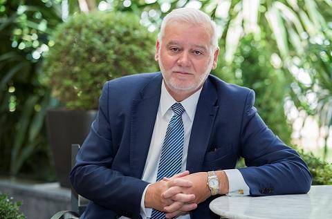 Nicolás Múgica, director comercial de IMC Group