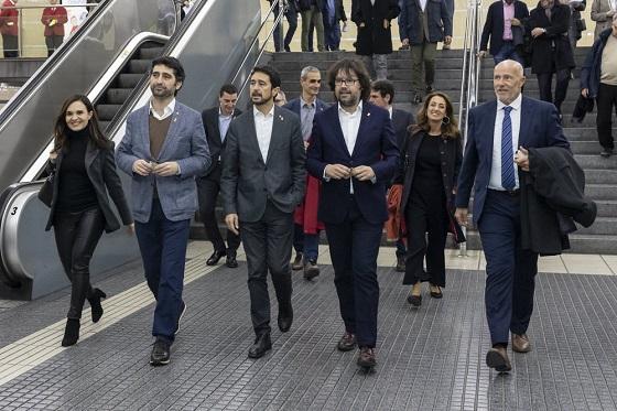 Barcelona tendrá trenes conectados por 5G para el MWC