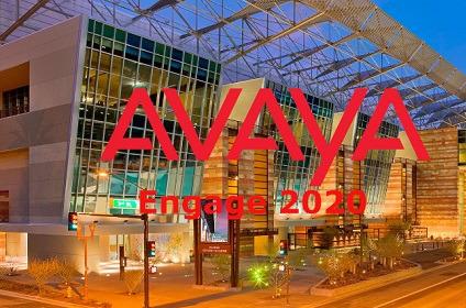 Avaya ENGAGE 2020.