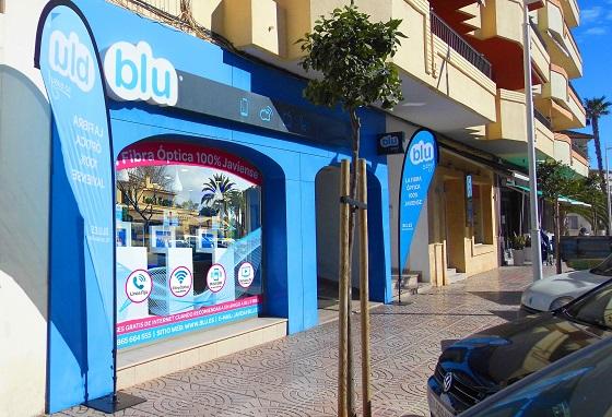 Blu, el nuevo fichaje de Ahimas